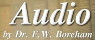 Audio by F. W. Boreham
