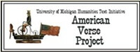 Umich.edu American Verse Project