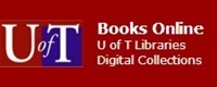 University of Toronto Books Online U of T Libraries